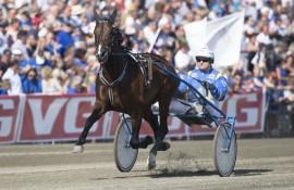 Veijo Heiskanens beste traver er Solvato (foto: hesteguiden.com)