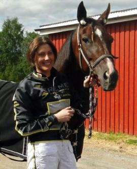 Hanna Olofsson styrer min V4-banker i dag (foto: www.hannaolofsson.com)
