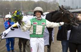 Jeppe Juel er en seiersvant kar (foto: hesteguiden.com)