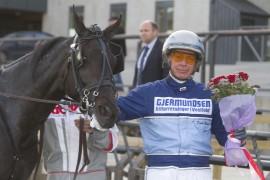Frode Hamre seler ut tre favoritter og en nestfavoritt på Bjerke i kveld (foto: hesteguiden.com)