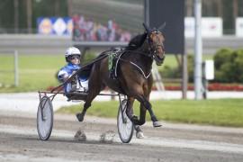 Windy Ways vant helenkelt på Jarlsberg i fjor sommer (foto: hesteguiden.com)
