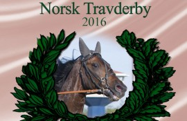 Cash Okay ble toer i Derby , men stor favoritt i Derbyrevansjen i V76-3 på Bjerke onsdag (foto: hesteguiden.com)