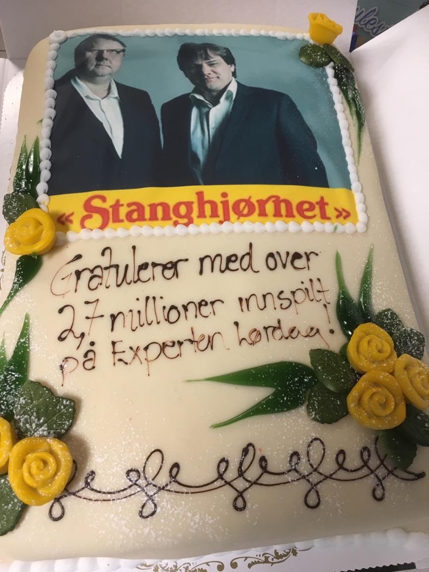 Kommer Rikstoto med kake i butikken også etter dagens V75?