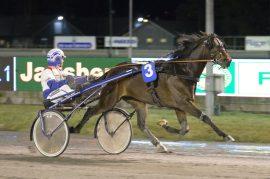 Jeg tror Lars Anvar Kolle loser Revenue Lavec til sikker seier i V76-1 i kveld (foto: hesteguiden.com)